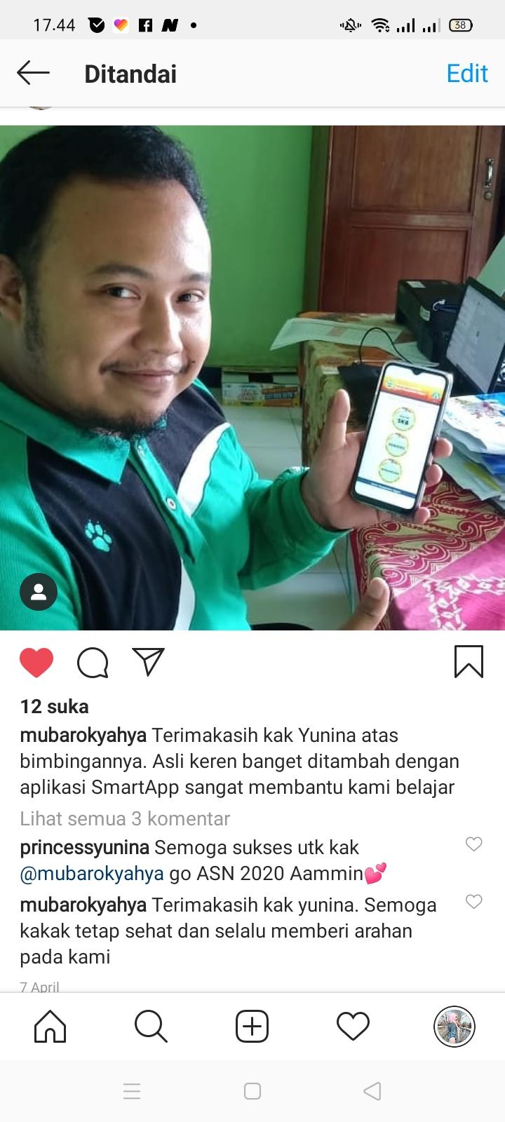 SmartApps - Yunina Manajemen